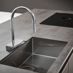 New Kitchen Tap With Three Jet Types Hansgrohe Int