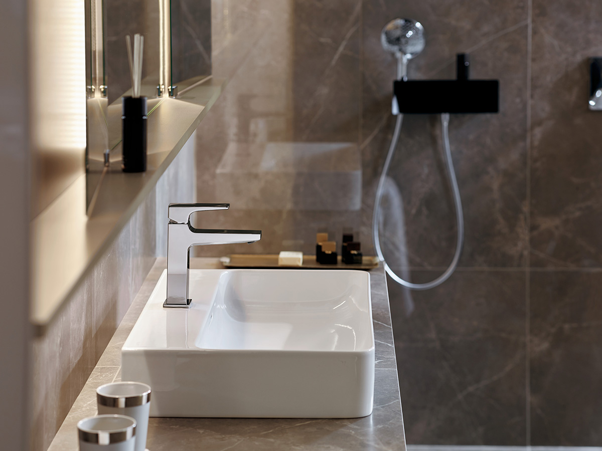 Bathroom Mixers Hansgrohe Metropol Int