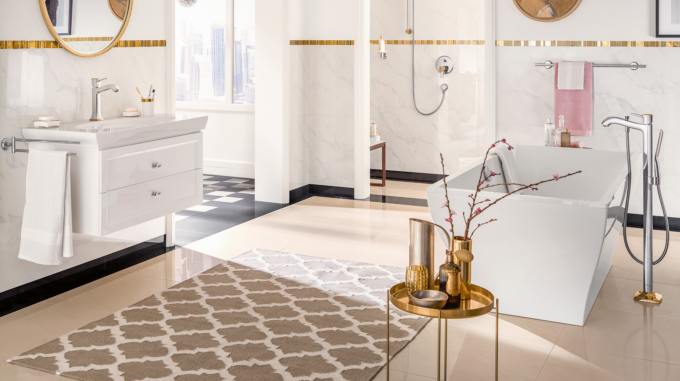 accessories will make your bathroom