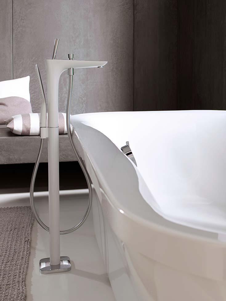 bathtub faucets tub fillers