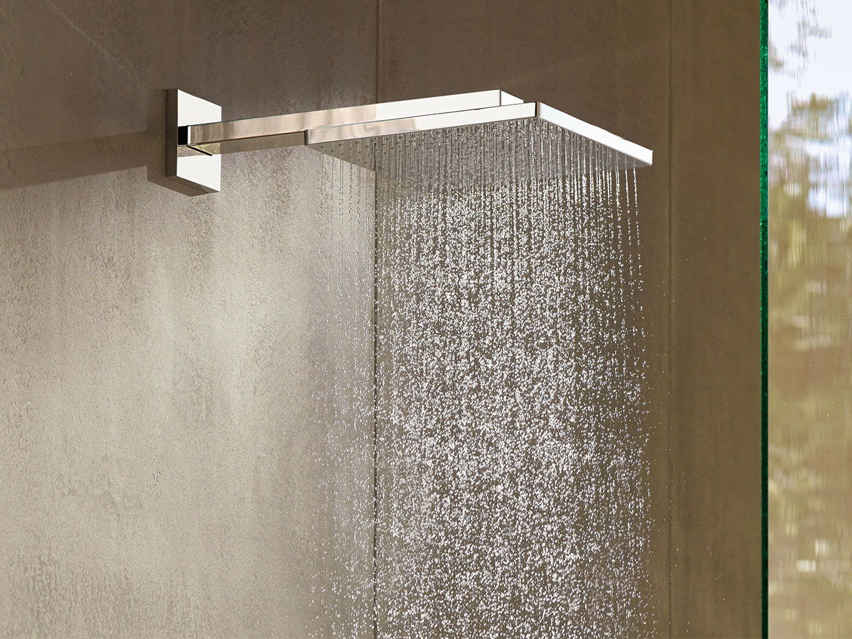 Shower Heads And Overhead Showers Hansgrohe Usa
