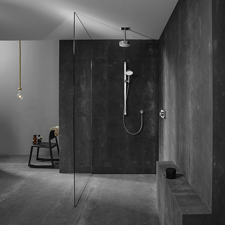 Axor One Shower Thermostat Hansgrohe INT