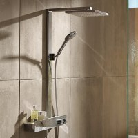Shower systems, showerpipes, shower panels | Hansgrohe India