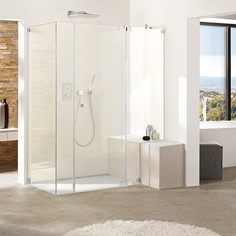 Bathroom trend floorlevel shower  Hansgrohe South Africa
