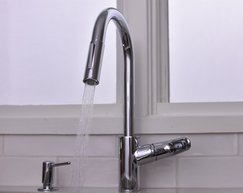 hansgrohe kitchen faucet cabinet kits faucets focus higharc 2 spray pull down 1 75 gpm