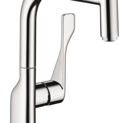 Axor Kitchen Faucet Track Lighting Faucets Citterio Select 1 Spray Pull Out 75 Gpm