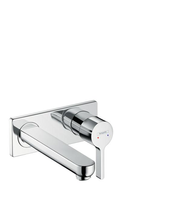metris s single lever basin mixer