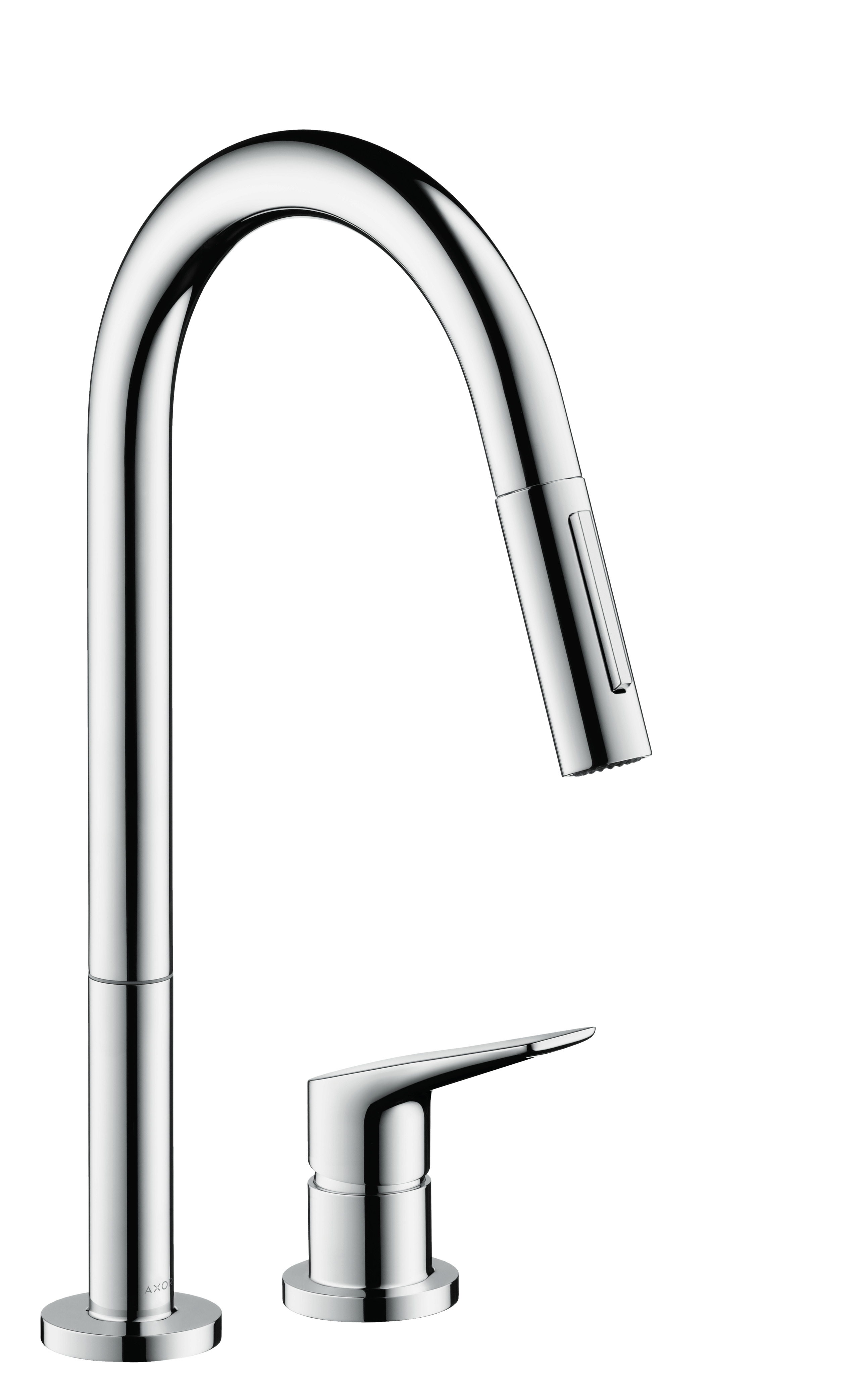 3 hole kitchen faucets cabinets fayetteville nc 雅生雅生奇特里奥m 雅生奇特里奥m双孔单把手厨房龙头带拉出式喷头 34822000