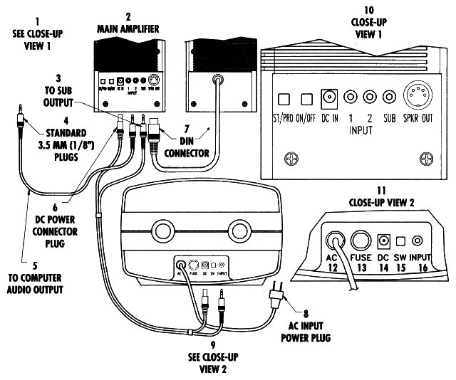 Speaker Wire Hook Up Diagram, Speaker, Free Engine Image