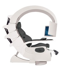 Imperator Works Gaming Chair Dining Covers China Hands On With The Us 5950 Mwe Lab Emperor 1510 Workstation