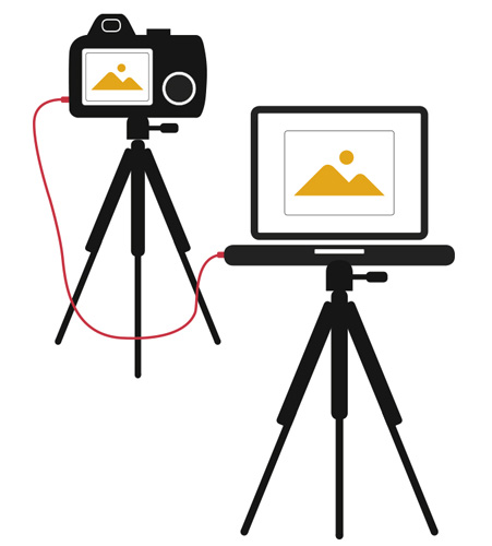 Tethered or remote: Which camera triggering option is most