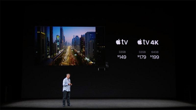 Apple TV launching