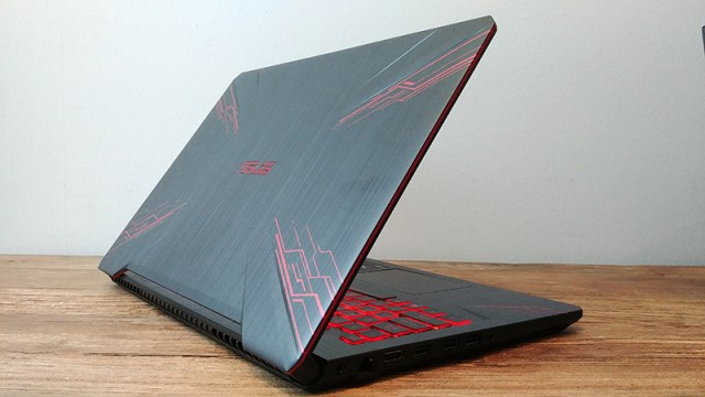 The ASUS TUF Gaming FX504 is designed to last a really long time -  HardwareZone.com.sg