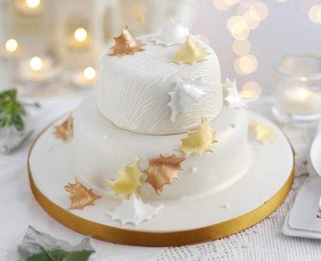 Tesco Finest Falling Holly Fruit Cake 163 20 The 11 Best