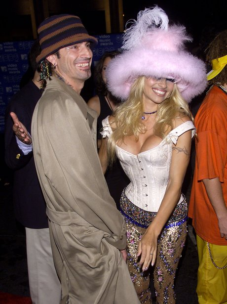 Pamela Anderson And Tommy Lee Fast Weddings A Listers