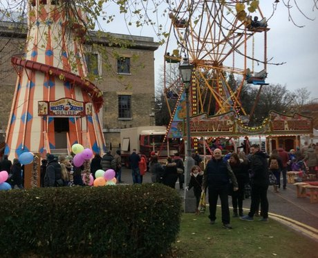 Victorian Festival of Christmas at Portsmouth Dockyard