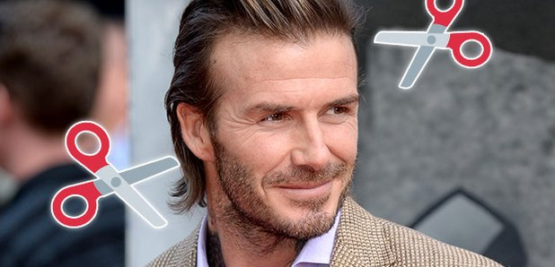 Fans Go Into Meltdown Over David Beckhams Drastic New Look