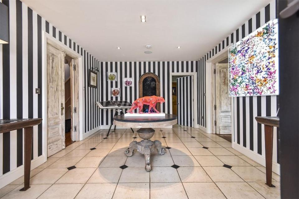 kate spade kitchen backsplash panels take a look inside chef james martin's luxury mansion - heart