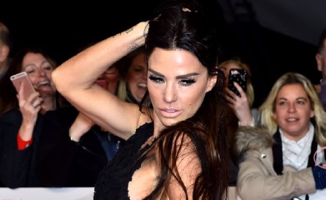 Katie Price Checks Into Rehab After Suffering Ptsd