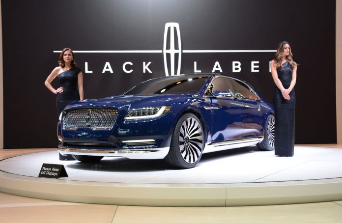 lincoln's continental concept: a hit, or a swing and | hemmings daily