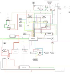 in our garage installing a new wiring harness hemmings daily wire harness assembly full system diagram [ 3000 x 1909 Pixel ]