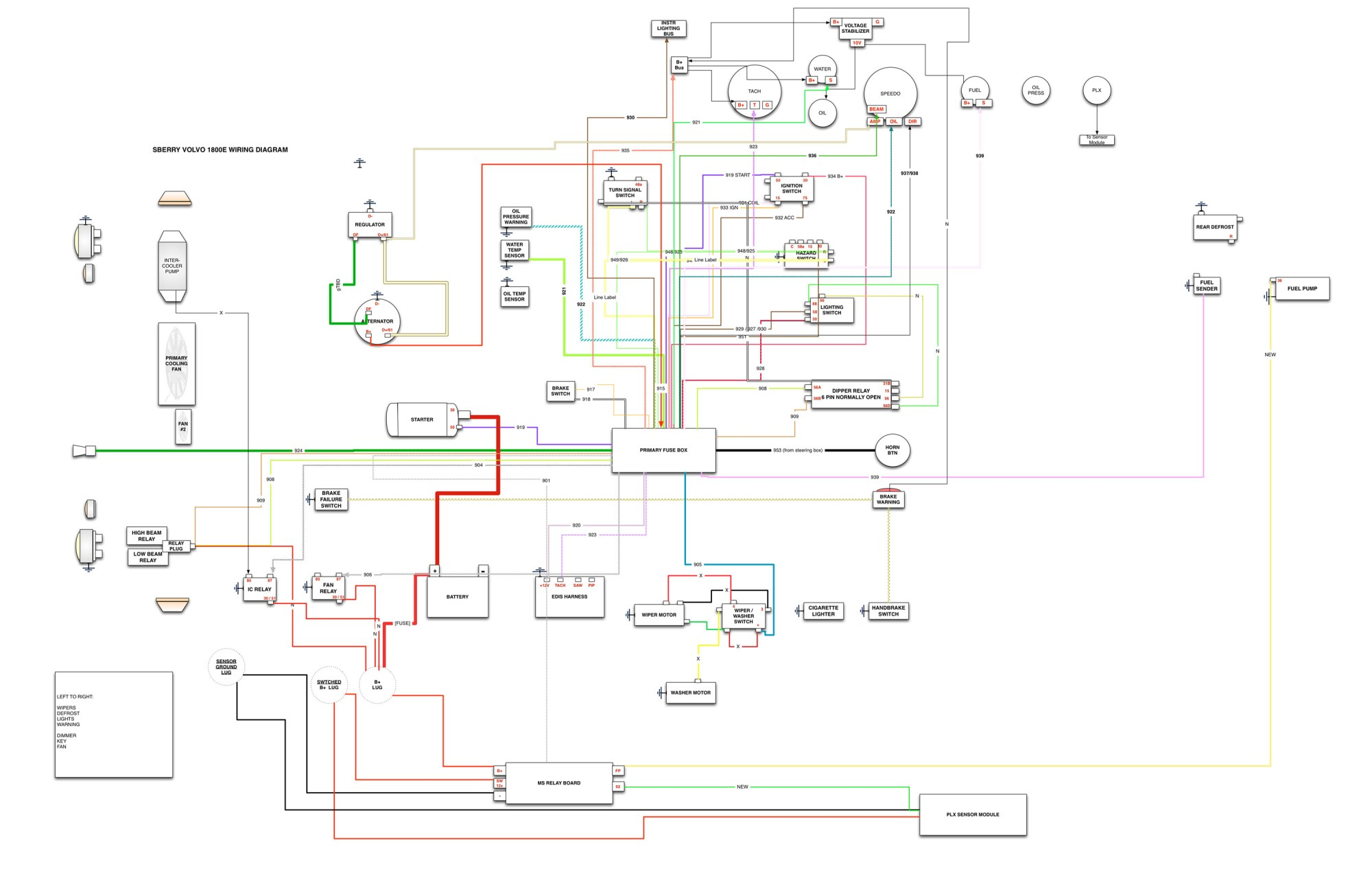 hight resolution of 6 pc led switch wiring diagram