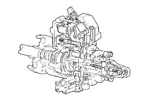 Stanadyne Fuel Injection Pump Diagram