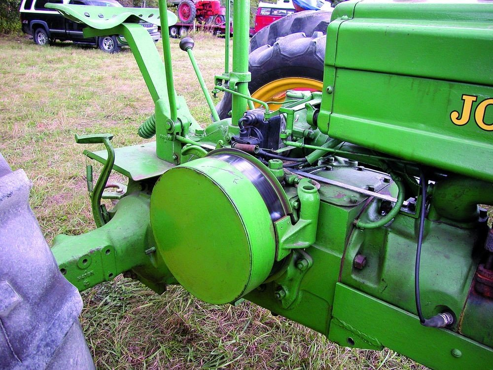 1939  '47 John Deere Model H  Moline's smalltask m