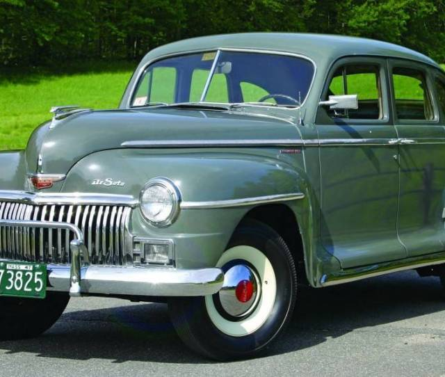 A Plymouth In Disguise This Mexico Market 1947 De Soto Provides A Tangible Link To Its Owners Past
