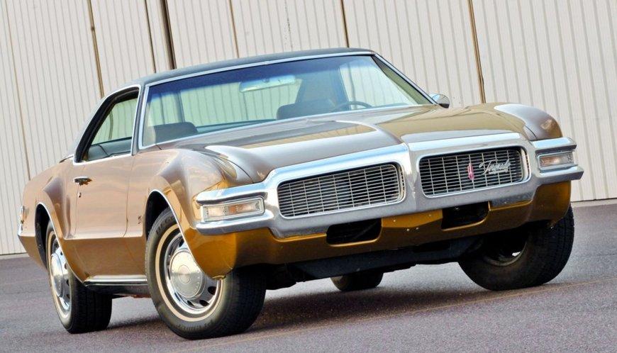 Tenacious Toronado 1969 Oldsmobile Toronado Incre Hemmings Motor News