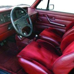 Volkswagen 2 0 Engine Diagram Mercedes Atego Ecu Wiring Late, But Still First - 1983-1984 Vw Rabbit Gti Hemmings Motor News