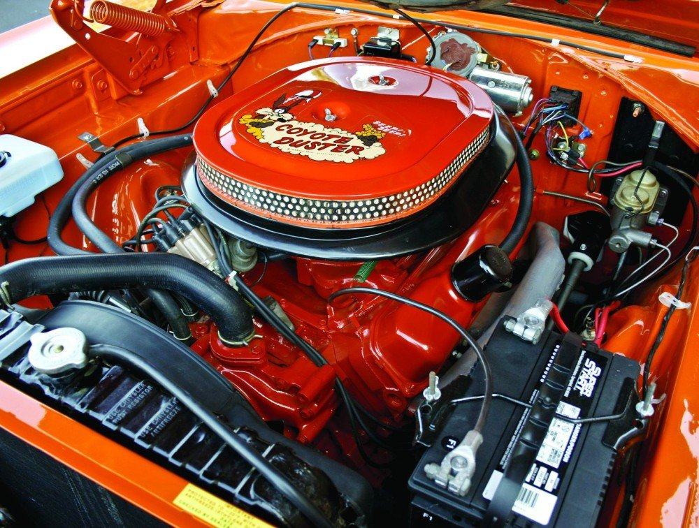 Hemi 5 7 Engine Wiring Harness 1968 69 Plymouth Road Runner Hemmings Motor News