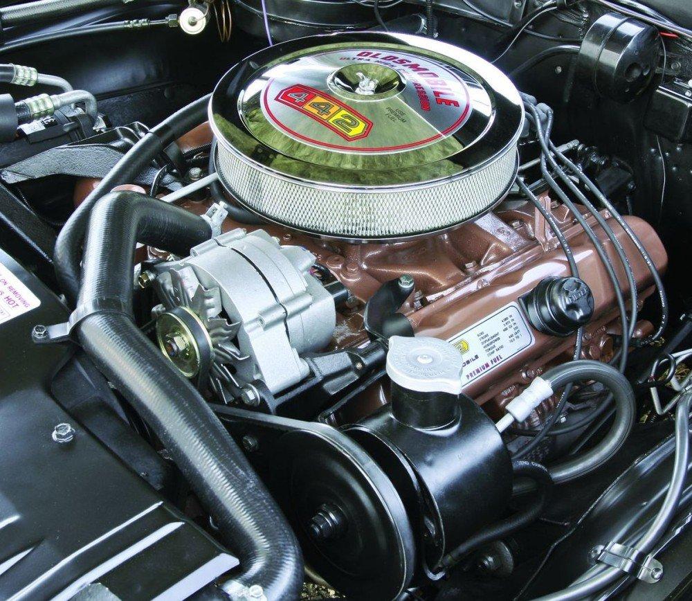 350 Rocket Engine Diagram 1966 67 Oldsmobile 4 4 2 Hemmings Motor News