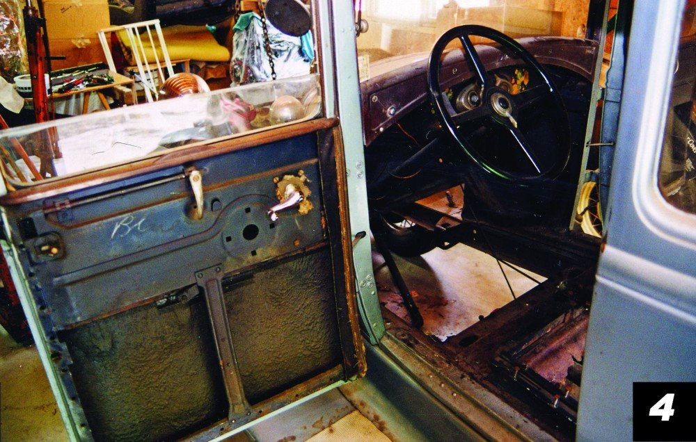 Deluxe Treatment  1931 Ford Model A  What was suppo