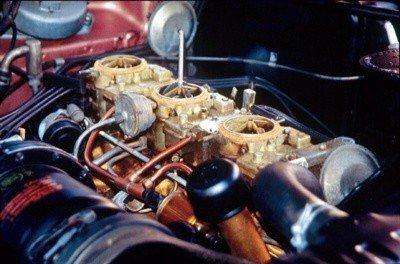 3 2 Chrysler Engine Diagram Outlawed By Nascar 1957 Oldsmobile J 2 In 1957