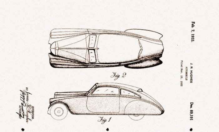 Art Deco and the Automobile