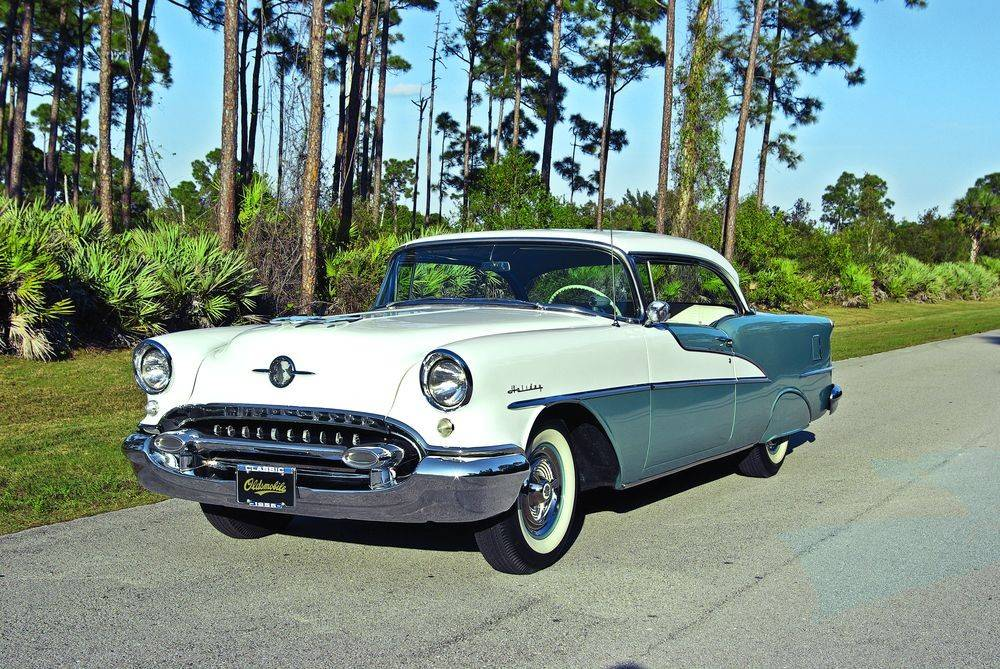 1955 Oldsmobile Ninety Eight