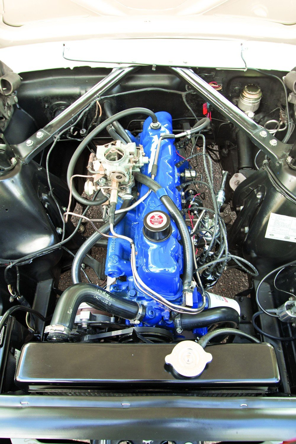 Six is Enough  1966 Ford Mustang  Considerate perfo