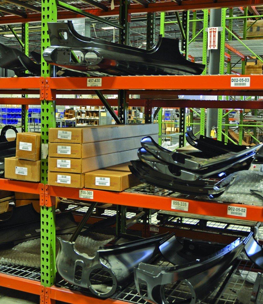 Moss Motors This Major Parts Supplier S Roots Go Ba