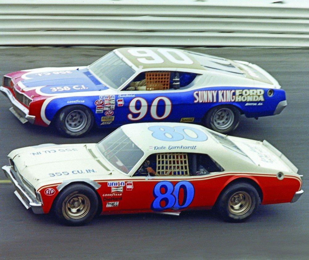 Nascar - Late Model Sportsman Cars Created
