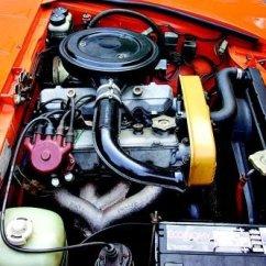 1971 Datsun 510 Wiring Diagram 4 3 Mercruiser Starter Fiat 124 Spider Hemmings Motor News Image 7 Of 15 Photo Courtesy Jeff Koch