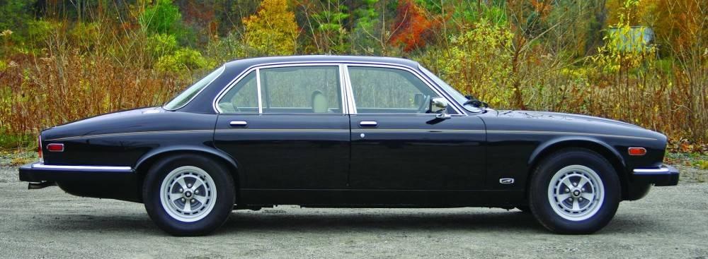 Art And Machine 1979 1986 Jaguar XJ6 1982 1986 Jag