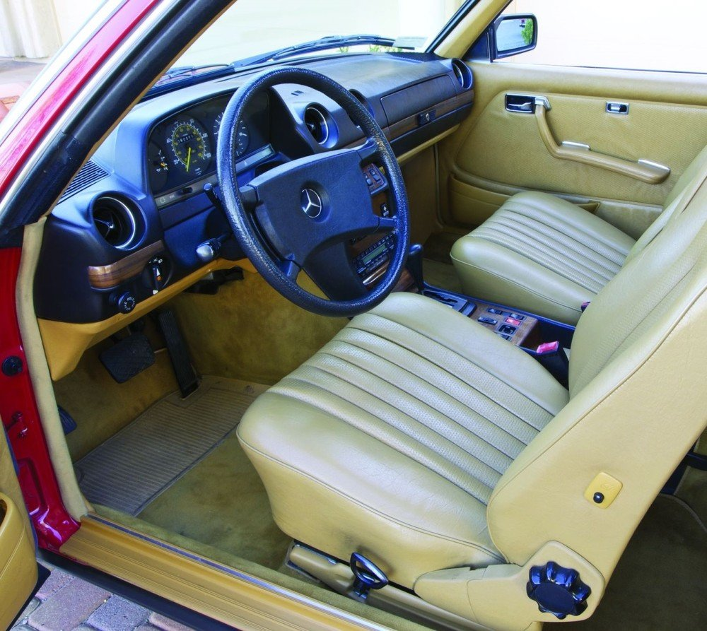hight resolution of mercedes benz w123 image 2 of 12 photo courtesy