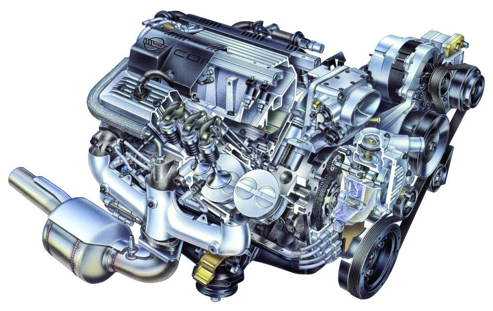 350 Chevy Engine Parts Diagram 60 Years Of The Chevy Small Block Part 2 Hemmings