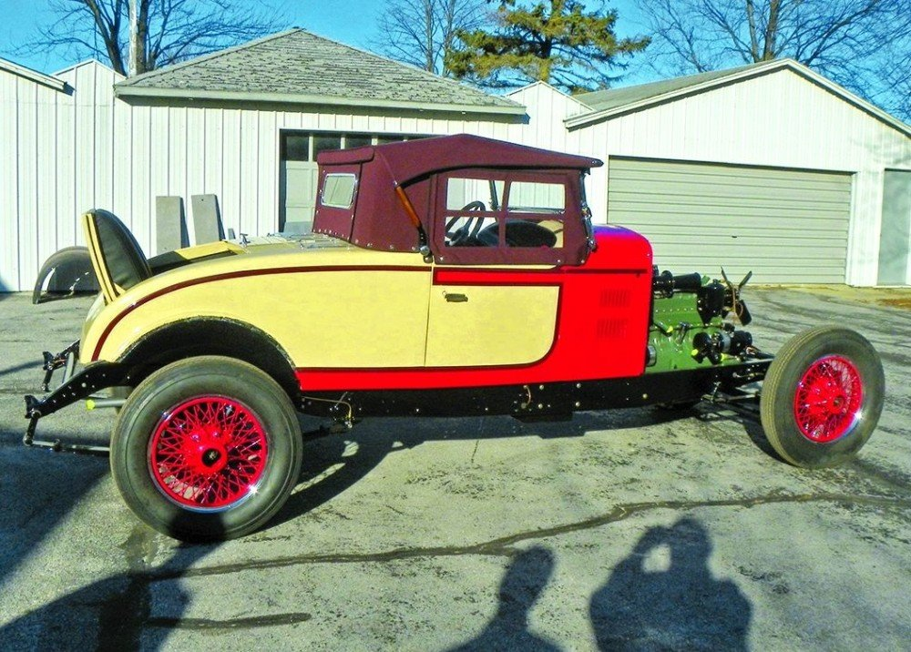 grandiose gardner 1928 gardner model 85 sport roads