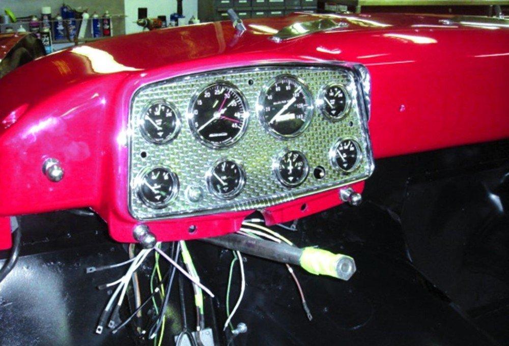 Stewart Warner Vintage Tach Wiring Help The Hamb
