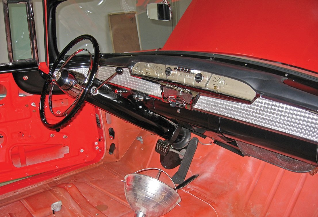 Wiring Diagrams Of 1957 Nash Ambassador