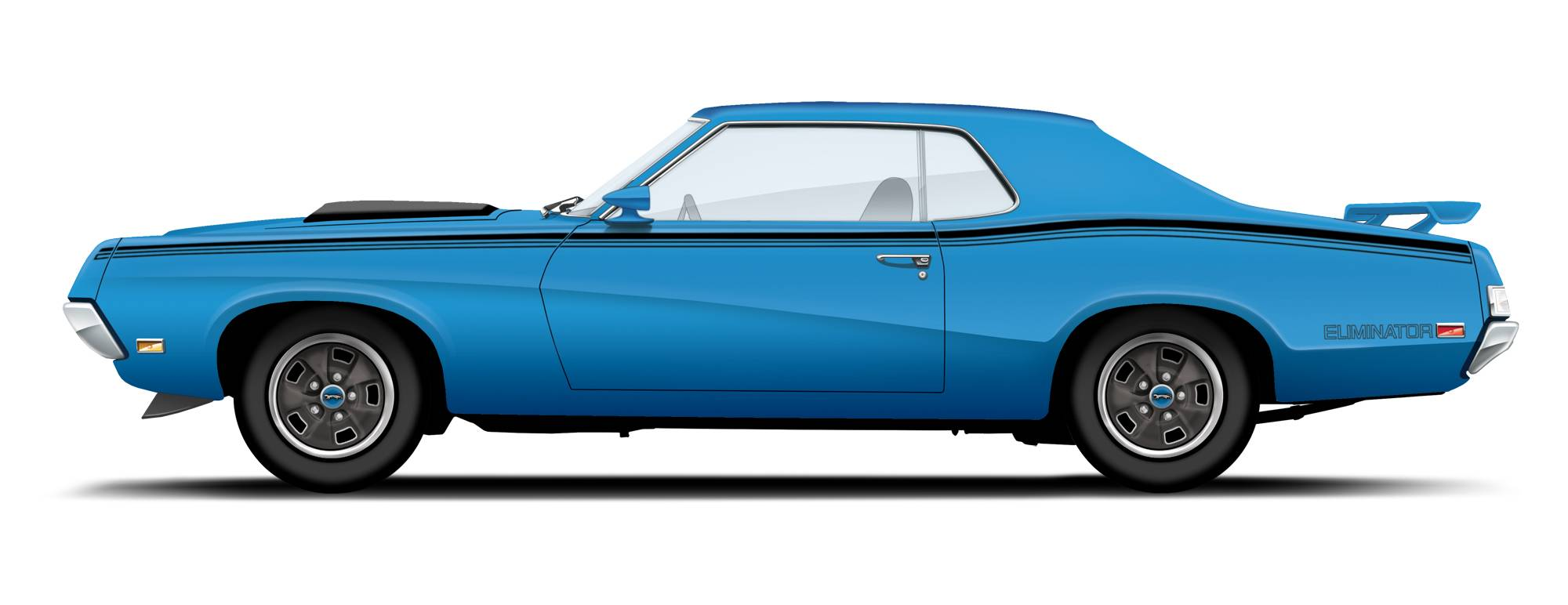 small resolution of photo courtesy hemmings archives 1970 mercury cougar eliminator