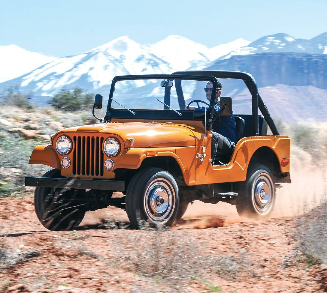 hight resolution of photo courtesy fiat chrysler automobiles curve appeal 1973 jeep c j 5