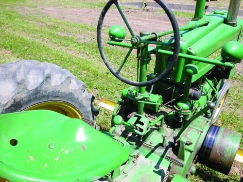 john deere g tractor for sale bryant furnace wiring diagram 1937 53 big green s bore two cyli hemmings image 2 of 5